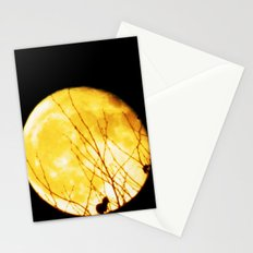 Full Moon Stationery Cards