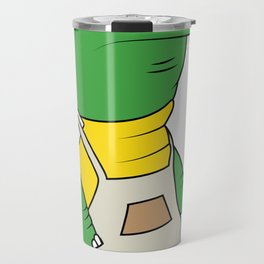 Turtle C-c-c-caffeinated Travel Mug