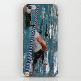 Snorkel Swimming iPhone Skin