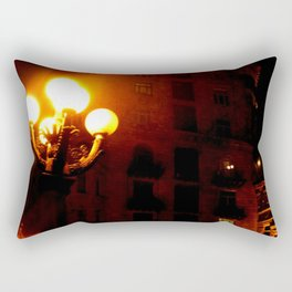 Night Crest 3 Rectangular Pillow