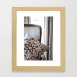 INT Framed Art Print