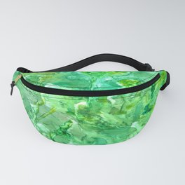 Easy Being Green Fanny Pack