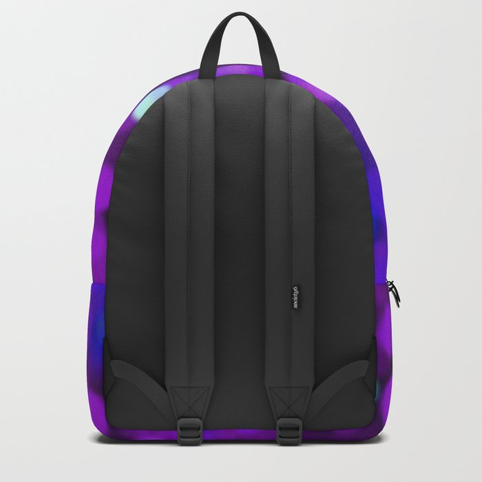 Purple Disco Backpack