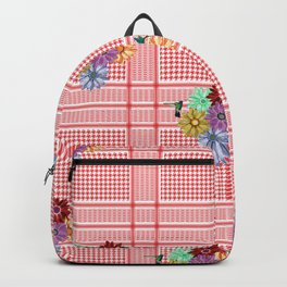 Floral Chimagh Backpack