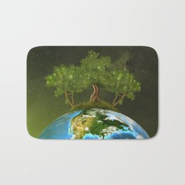 Protect Our Nature Bath Mat