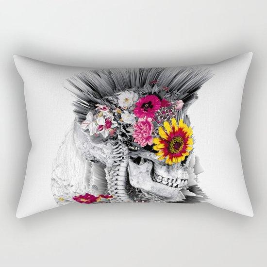 Momento Mori Punk Rectangular Pillow