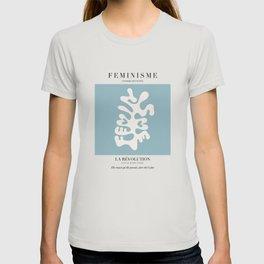 L'ART DU FÉMINISME IV T-shirt