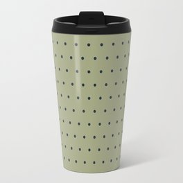 Polka Dots II Travel Mug