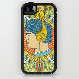 Maradona - The Immortal iPhone Case