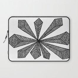 Cubic Explosion Laptop Sleeve