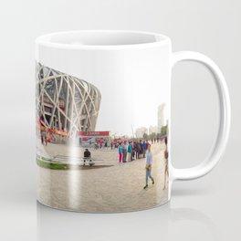 Beijing National Olympic Stadium Coffee Mug