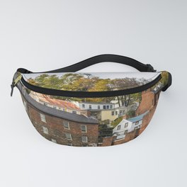Harpers Ferry in Autumn Fanny Pack