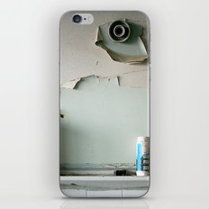 Lost mirror iPhone & iPod Skin