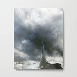 The Shard Metal Print
