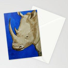 Rhinosophical Stationery Cards