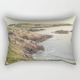 Nearing Skellig Michael Rectangular Pillow