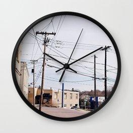 Port Hope Wall Clock