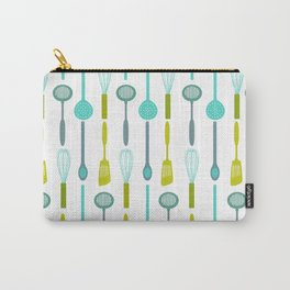 AFE Kitchen Utensils Pattern Carry-All Pouch