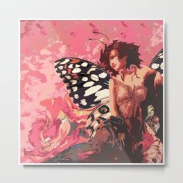 CHRISTINA A FAIRY Metal Print