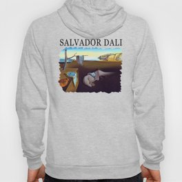 Salvador Dali The Persistence of Memory 1931 Artwork, Wall Art, Prints, Posters, Tshirts, Men, Women Hoody