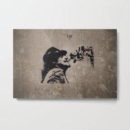Graffiti #1 Metal Print