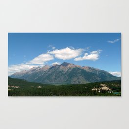 Crow's Nest  Canvas Print