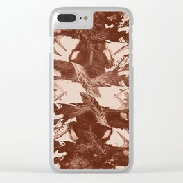 Midnight story Clear iPhone Case