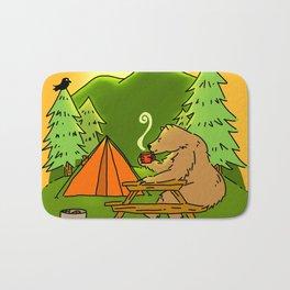 Mountain Air Booty Bear Bath Mat