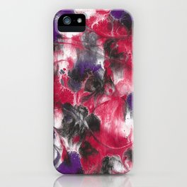 Abstract #16 iPhone Case