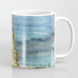 La Paris, oui oui Coffee Mug