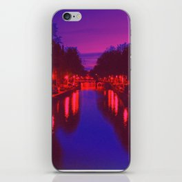 Psychedelic Amsterdam iPhone Skin
