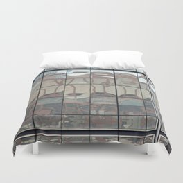Reflections 212-2 Duvet Cover