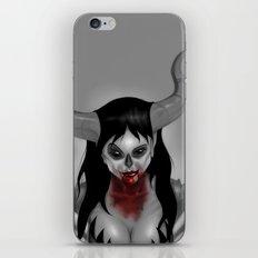 Draken Voodoo Priestess iPhone & iPod Skin