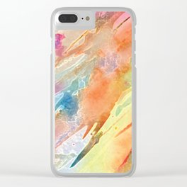 CaveArt2 Clear iPhone Case