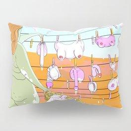 Laundry Pillow Sham