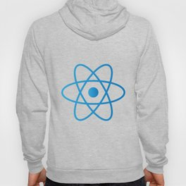 Abstract Isolated Atom Hoody