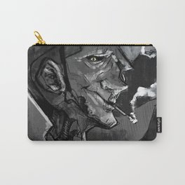 Fallout: Nick Valentine (Red) Carry-All Pouch