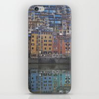 florence iPhone & iPod Skins featuring Florence by rhythmmess