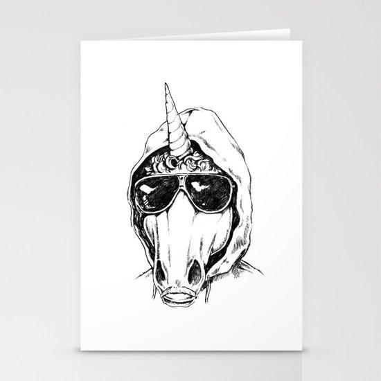 Unibomber Stationery Cards
