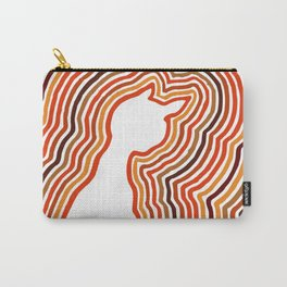 Coziness is a kitten in October Carry-All Pouch