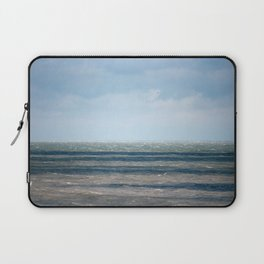 These waters run deep. Laptop Sleeve