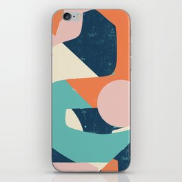 Dreamy Reactions iPhone Skin