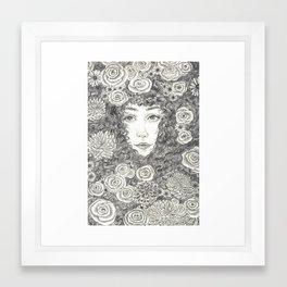 The Empress Framed Art Print
