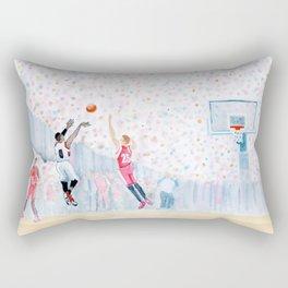 A Three Wins the Series Rectangular Pillow