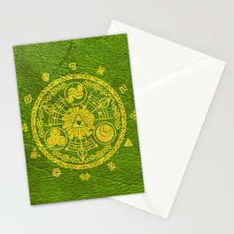 Tri Force Stationery Cards