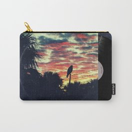 Barbed Wire Paradise - America As Vintage Album Art Carry-All Pouch