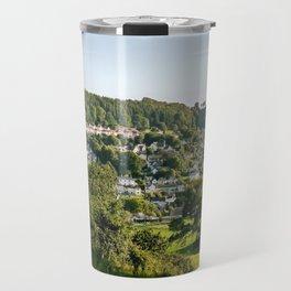 Lyme Regis Landscape Travel Mug
