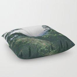 Oregon II Floor Pillow