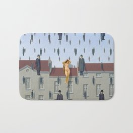 Venus Among the Raining Men Bath Mat