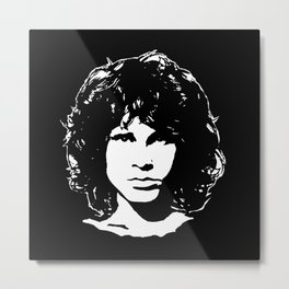 SOUVENIR GIFTS FOR ALL OF A MUSICAL GENIUS FROM THE 27 CLUB Metal Print